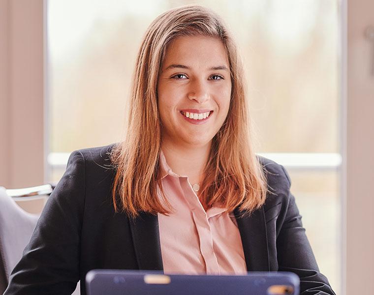 Rechtsanwältin Eva Sagmeister