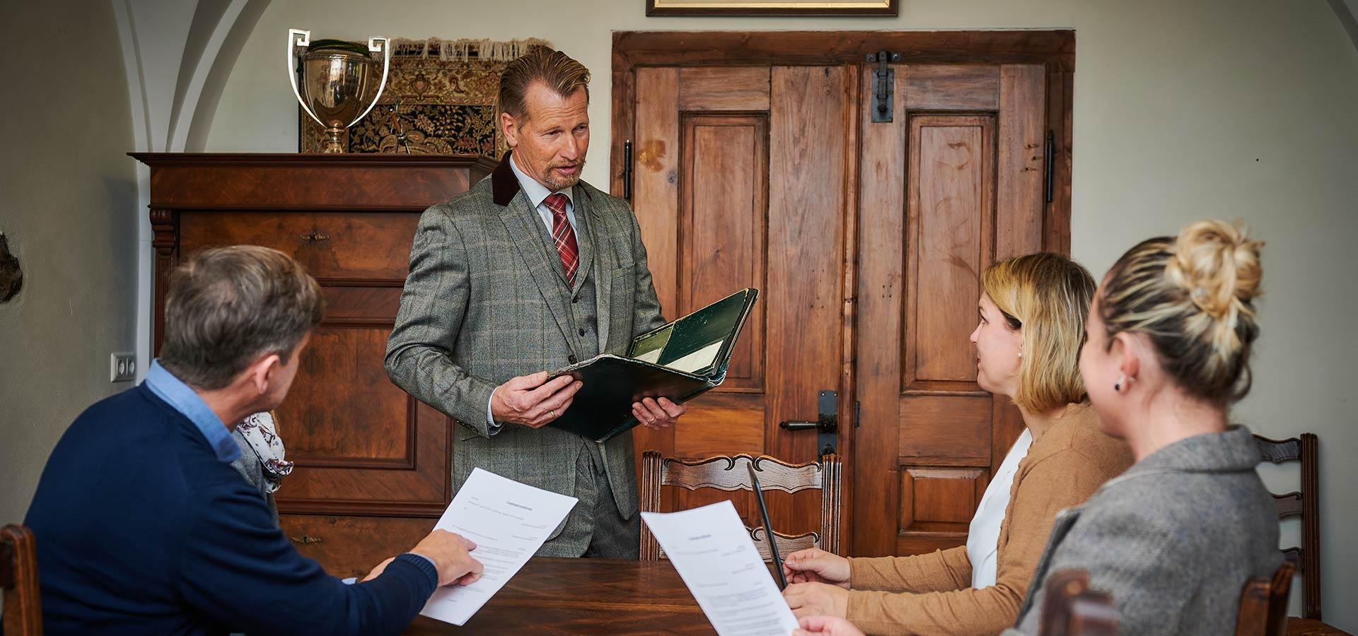 Rechtsanwalt Lippold Freiherr von Rössing, Ihr Ansprechpartner beim Thema Strafrecht