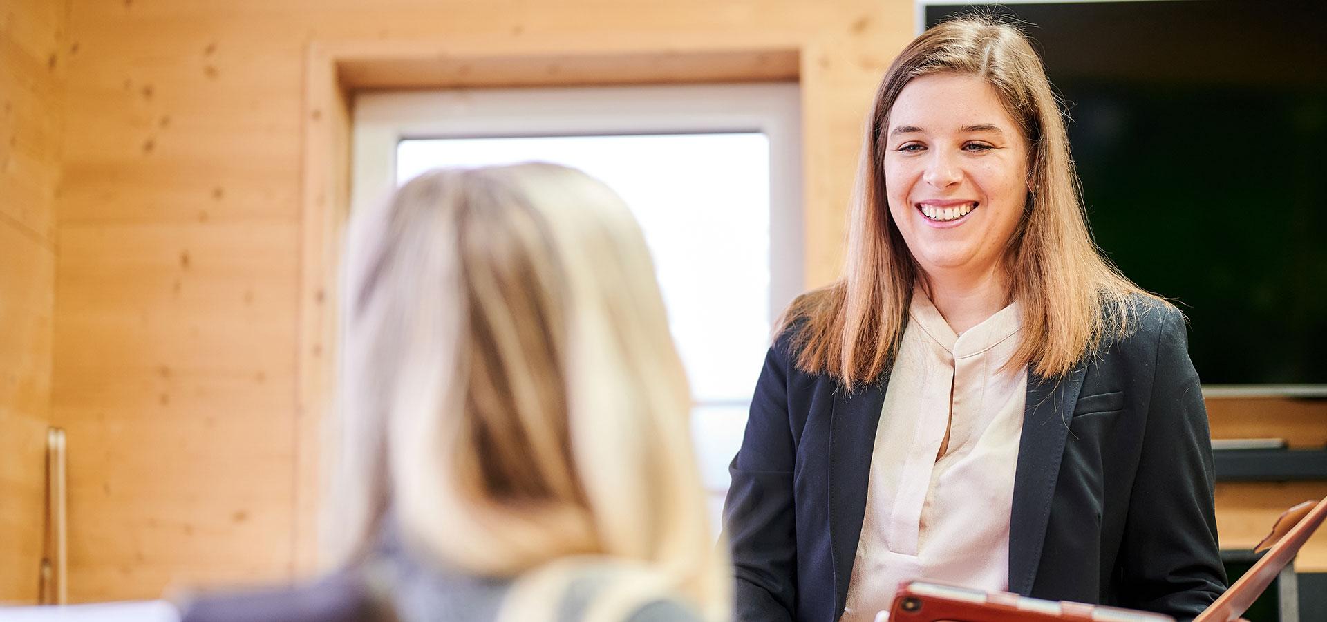 Rechtsanwältin Eva Sagmeister, Ihre Ansprechpartnerin beim Thema Familienrecht