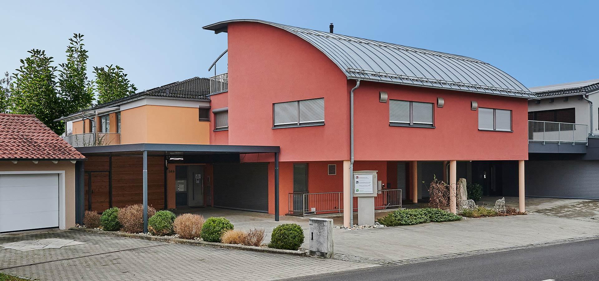 Kanzlei von Rössing und Partner in Eggenfelden