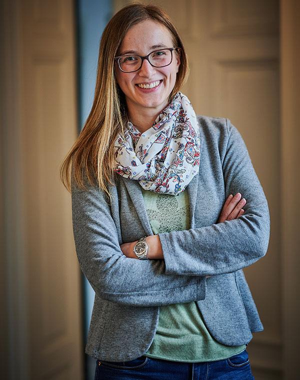 Katrin Wastl, Rechtsanwaltsfachangestellte