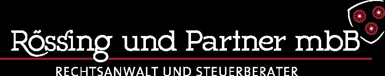 Rechtsanwalt v. Rössing und Partner in Niederbayern